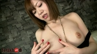 fetish:Japanese girl anal masturbation 25