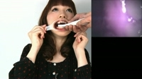 Yui\'s teeth inspection