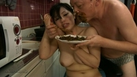 forced to eat her own shit : cooking shit....!!!! 06